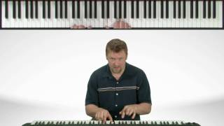 That's Just The Way It Is by Bruse Hornsby - Piano Song Lessons