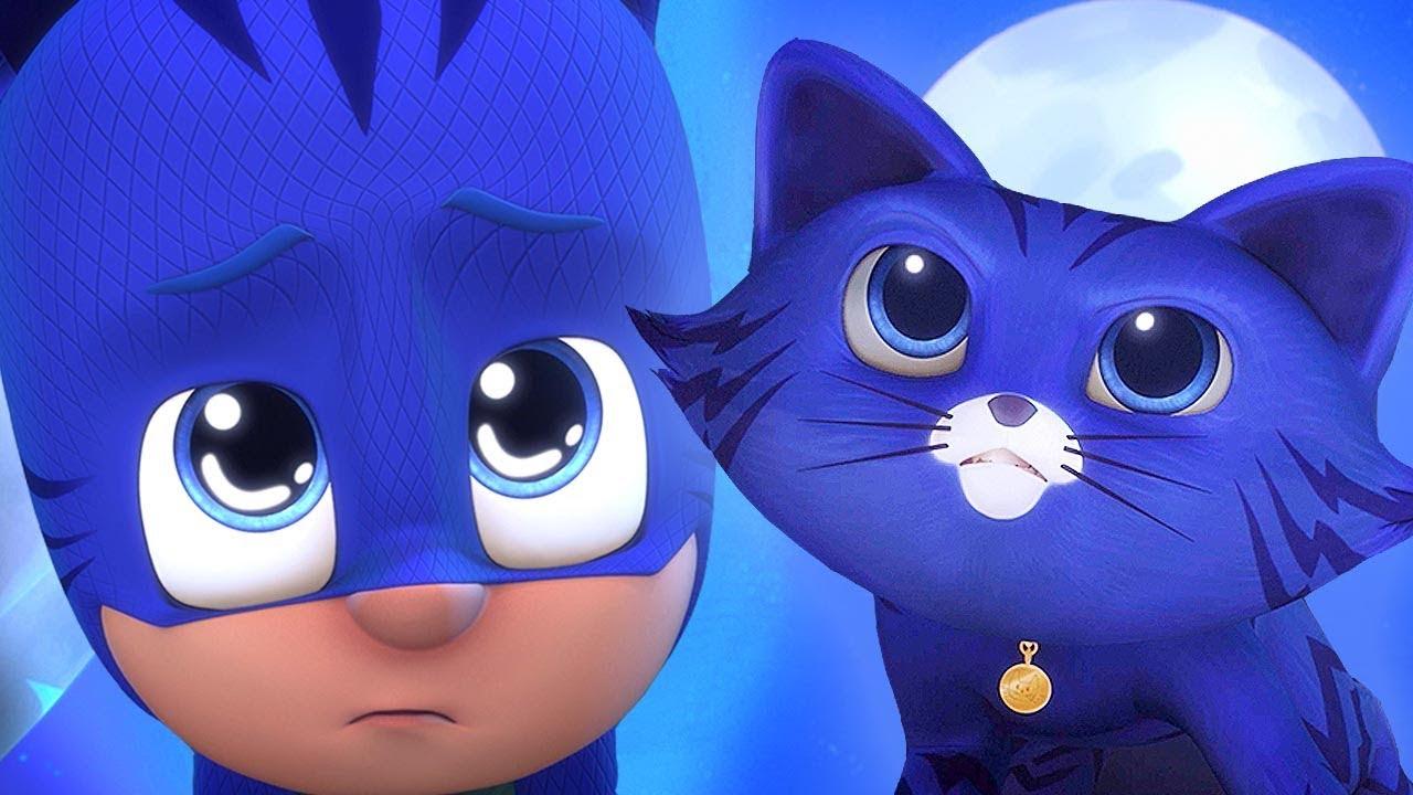 PJ Masks Season 2 ????Catboy turns into a Real Cat | PJ Masks 2019 ⭐️HD 30 MINS | PJ Masks Official