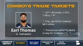 Cowboys: 8 Potential Trade Targets For Dallas