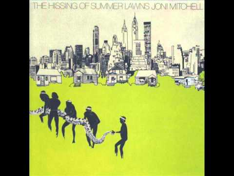 Joni Mitchell - The Hissing of Summer Lawns (1975) - full album