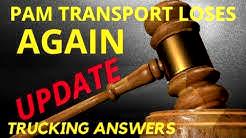 PAM Trucking minimum wage case UPDATE 2019