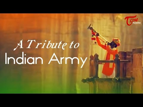 A Tribute To Indian Army | National Anthem | Republic Day Special 2017 | Music By MC MIKE