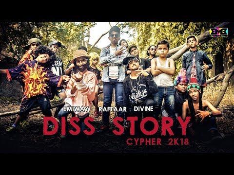 DISS STORY   Raftaar   Divine   Emiway - (Juniors)   BMB
