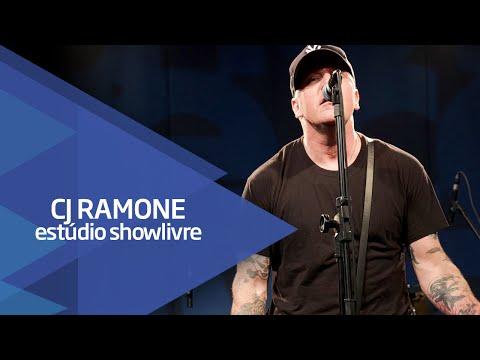 """Do you wanna dance"" - CJ Ramone no Estúdio Showlivre 2015"