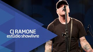 """Do you wanna dance"" - CJ Ramone no Estúdio Showlivre 2015"