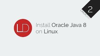 Install Oracle Java 8 on Linux