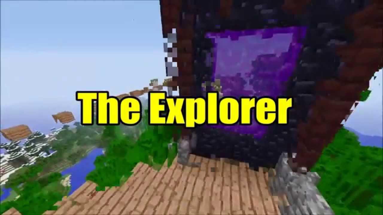 download minecraft explorer