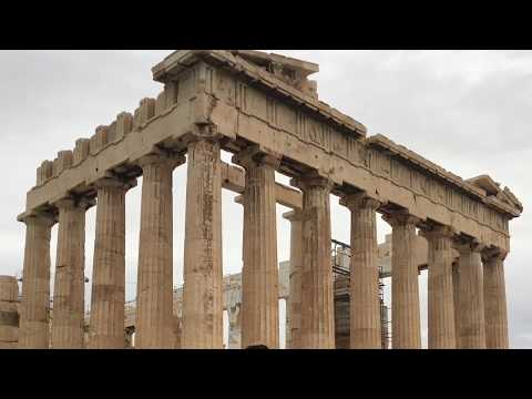 Athens Travel Guide 2018- Athens travel vlog