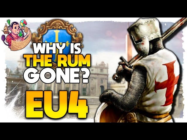 EU4 Asturias #01 | Why is the Rûm gone!? - Gameplay PT BR