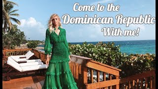 Dominican Republic | Travel Vlog | Devon Windsor