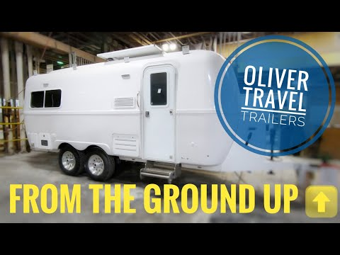 Oliver Trailers - From The Ground Up ⬆️Factory Tour (181)
