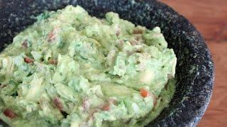 How To Make Restaurant Quality Guacamole