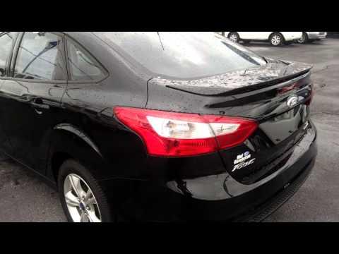 2012 Ford Focus - Manual Transmission