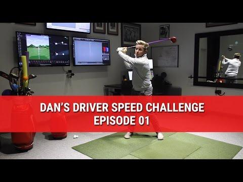 DAN'S DRIVER SPEED CHALLENGE – EPISODE 01