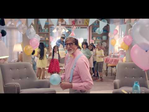 Tata Sky -  Happy Birthday #10SaalJingalala | Amitabh Bachchan