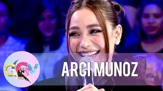 Arci reveals the reason behind her breakup with Kean | GGV