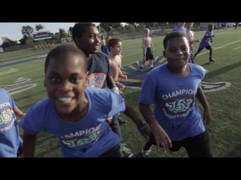 "Jelani Jenkins ""J53: The Ultimate Football Camp"" [Season 2] Documentary Short"