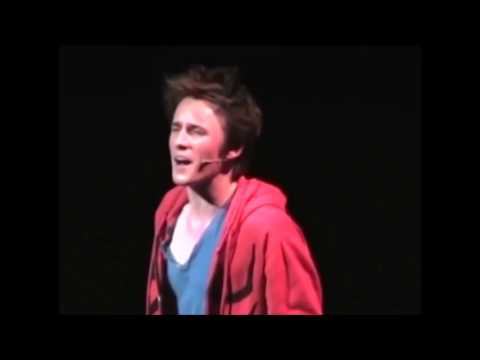 RISE ABOVE - Reeve Carney / Death scene Uncle Ben - Spiderman Musical
