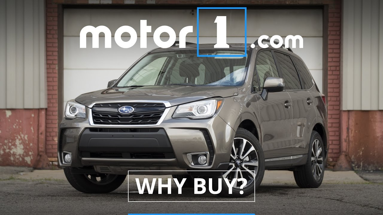 2017 Subaru Forester Review You