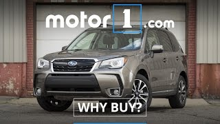 Why Buy? | 2017 Subaru Forester Review
