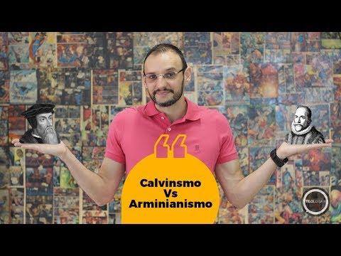 Teologar #26 - Calvinismo Ou Arminianismo?