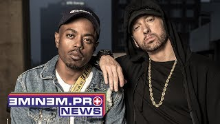 Did Boogie confirm the collaboration with Eminem on his debut Shady Records
