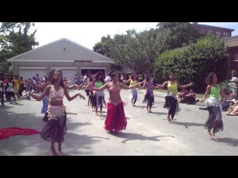 fuego-que buena tu ta style belly dance