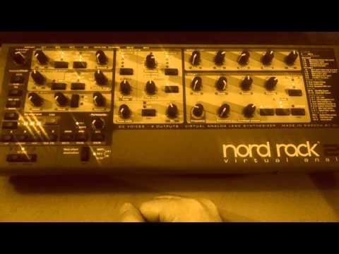[Tuto] #23 Nord Lead 2X : Fender Rhodes 2 (Bells)