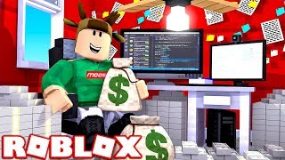 ROBLOX GAME DEV SIMULATOR! *MAKING $1 BILLION FROM GAMES*
