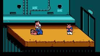 "[TAS] NES River City Ransom ""playaround"" by adelikat & JXQ in 12:55.38"
