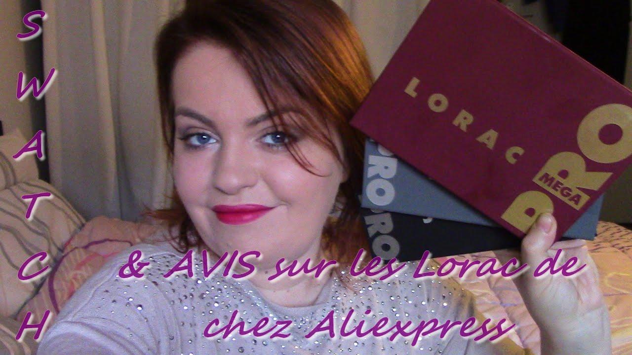 Aliexpress Francais Lorac Francais Lorac Unzipped Aliexpress Unzipped Lorac wN80nOvm