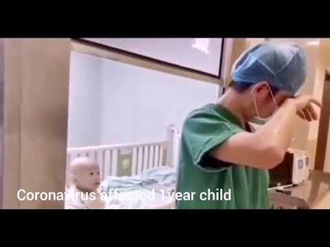 Coronavirus Affected Child |Bio War| Total 27 Country Affected Coronavirus