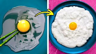 Easy And Tasty Egg Recipes And Food Ideas For Perfect Breakfast    Genius Food Tricks From Chefs