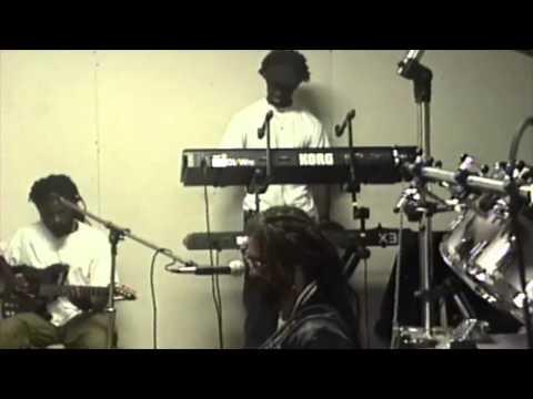 Mystic Revealers Rehearsal 1995