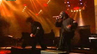 Slipknot - The Heretic Anthem live Rock in Rio Lisboa [ High Quality ] 2004.mp4