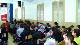 Küplüce İlköğretim Okulu'nda Kızılay Eğitimi