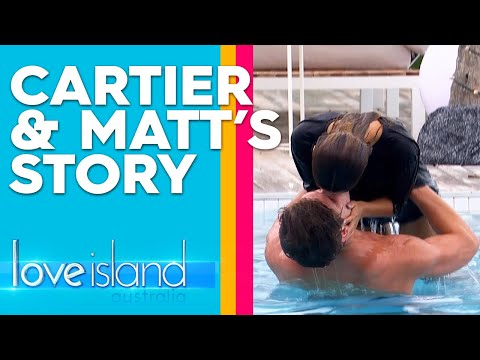 Cartier And Matthew's Journey | Love Island Australia 2019