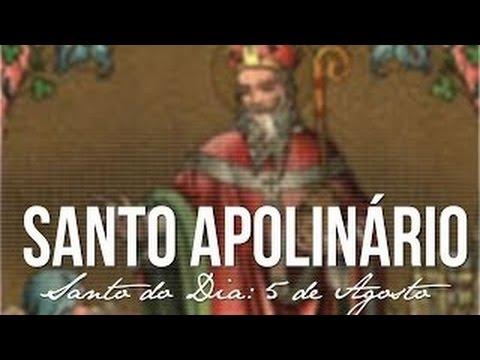 Resultado de imagem para santo apolinário