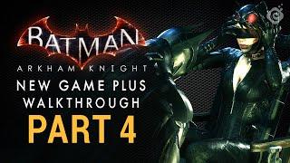 Batman: Arkham Knight Walkthrough - Part 4 - Tracking Oracle