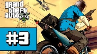 Grand Theft Auto V - Gameplay Walkthrough - Part 3 Chop