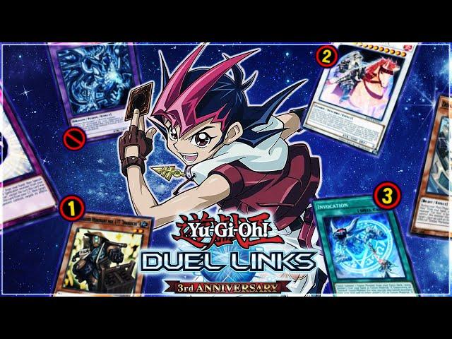 Yu-Gi-Oh! Duel Links | INSANE NEW BAN LIST REACTION! INVOKED, SHIRANUI, DARK MAGICIAN DEAD & MORE?!