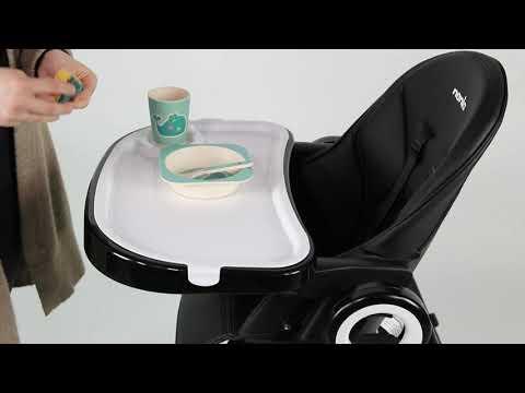 CARLA - Chaise haute Nania - 6-36 mois