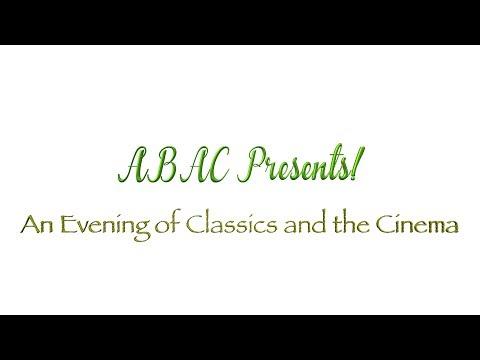Evening of Classics and Cinema