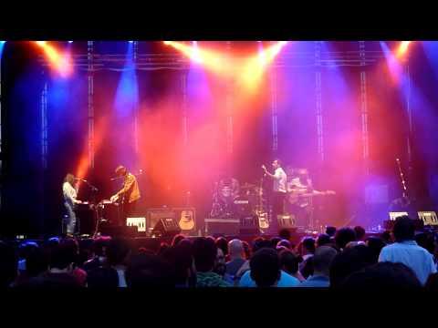 Templeton. Santander Music 2014. 02/08/2014, 1/2.