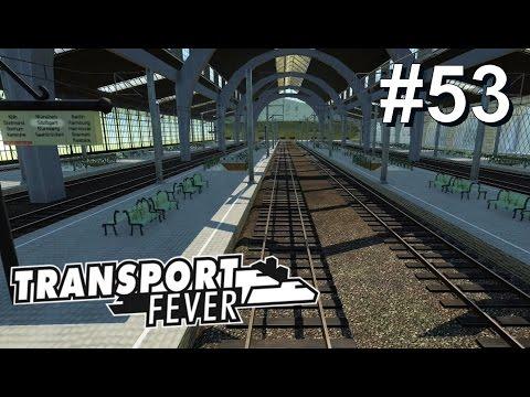 TRANSPORT FEVER #53: Bahnhof Dresden-Neustadt [Let's Play][Gameplay][German][Deutsch]