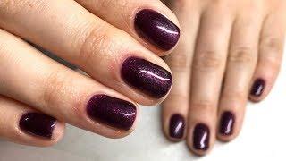 Gellack sauber lackieren   3 Wochen PERFEKTE Nägel 😍