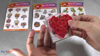 Hearty Craft 3D Paper Tole Packs