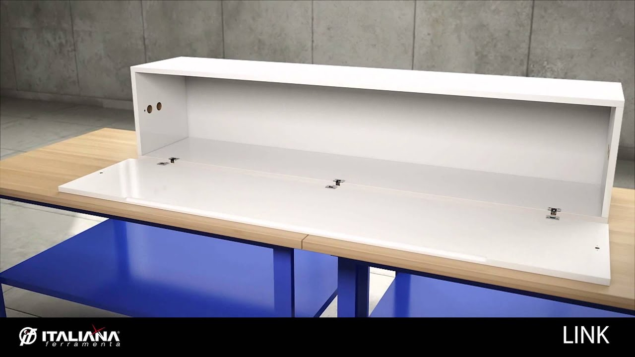 Herrajes para muebles mecanismo de apertura de puertas for Muebles verdu ibi