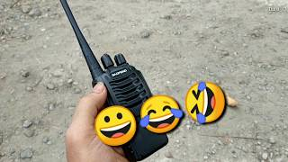 HT (Handy Talky) Baofeng BF-888S Harga 100 Ribuan, Unboxing & Sedikit Tes Review Singkat