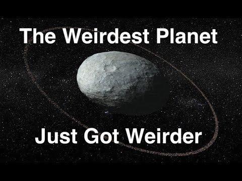 The Weirdest Planet Got Weirder - Haumea Has Rings